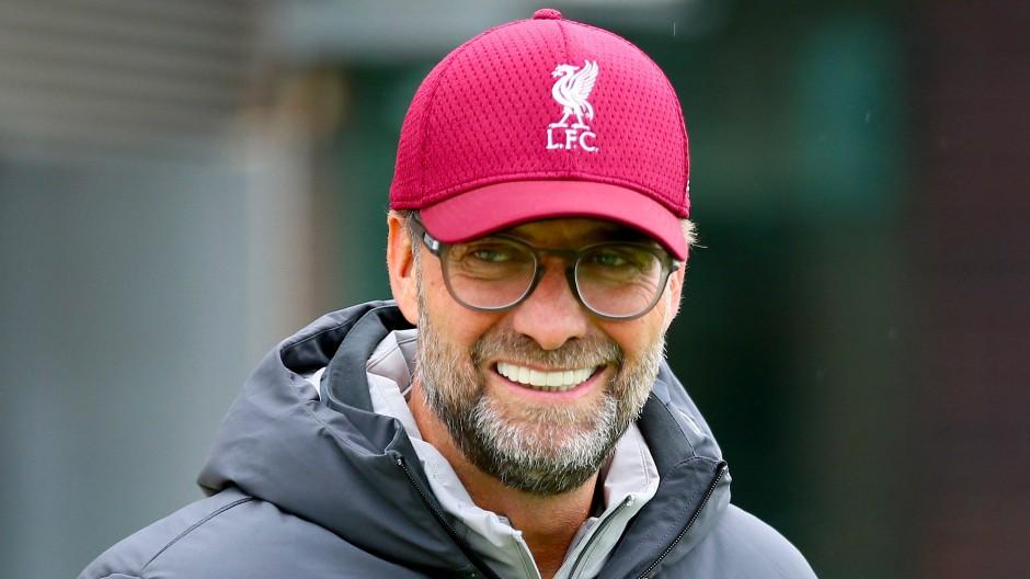 Mit Respekt für den Gegner: Liverpool-Trainer Jürgen Klopp