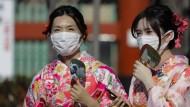 Und Olympia? Tokio stellt sich auf das Coronavirus ein.