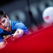 Mehr Spektakel wagen: Tischtennis hat mit Spitzenspielern wie dem Deutschen Dimitrij Ovtcharov große Pläne in schwieriger Zeit.