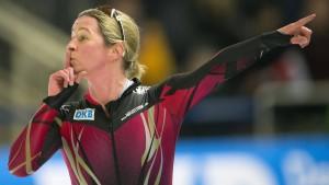 Claudia Pechstein droht Schuldenberg