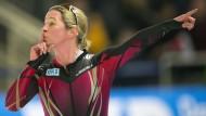 Kein Kommentar zur Kosten-Frage: Claudia Pechstein