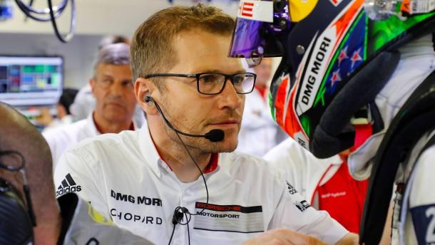 Ein Bayer für McLaren