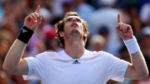Murray und das Wetter gewinnen