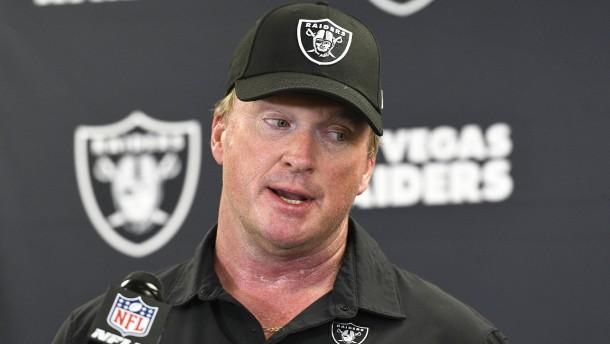 """NFL-Trainer reagiert auf """"entsetzliche und abscheuliche"""" Vorwürfe"""