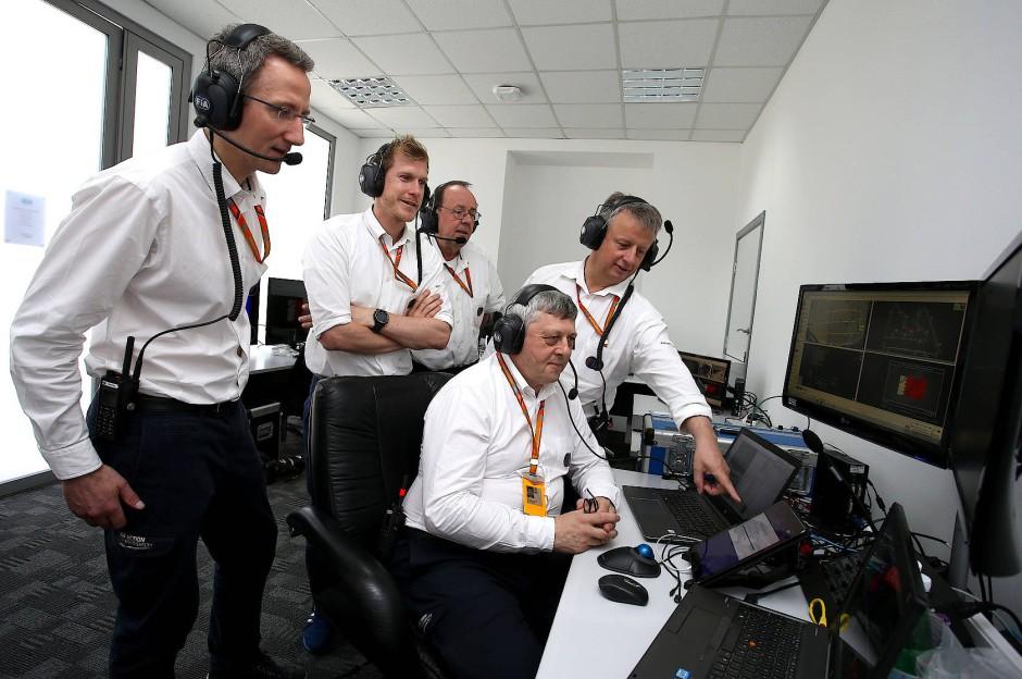 Beim Automobil-Weltverband hatte Budkowski detaillierte Einblicke in alle Teams.