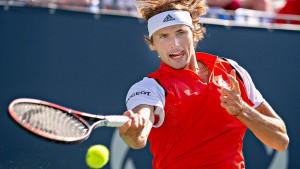 Alexander Zverev verliert in Montreal