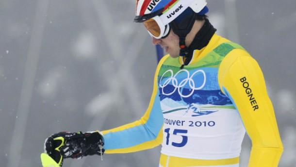 Im ersten Lauf ausgeschieden: Felix Neureuther