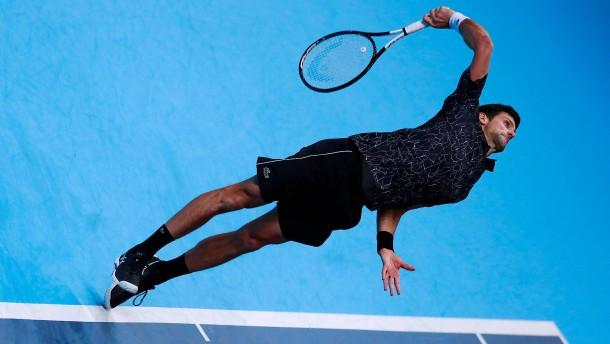 Ein schneller Konter gegen den Davis Cup
