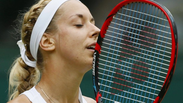Deutsches Debakel in Wimbledon