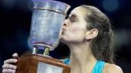 Sechseinhalb Jahre nach dem letzten Titel gewinnt Julia Görges wieder ein Turnier.