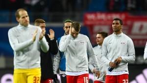 Leipzig steigt in die Europa League ab