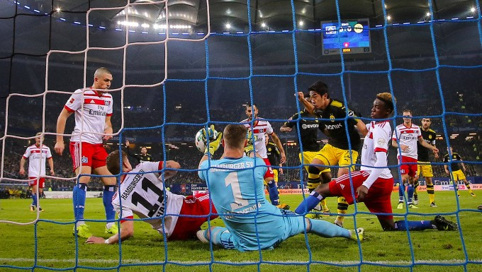 3: in Hamburg – Dortmund überholt die Bayern