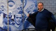 Träume aus der Vergangenheit vergessen und kämpfen: Huub Stevens soll Schalke 04 retten.