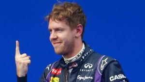 Vettel im Blindflug auf die Pole