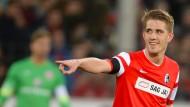 Die Freiburger sagen Ja zu Petersen
