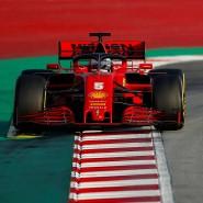 Grenzgänger: Besonders für Ferrari ist das Coronavirus eine Bedrohung.