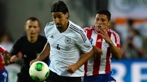 Khedira wechselt zu Juventus Turin