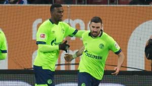 Schalker Teilerfolg gegen die Misere