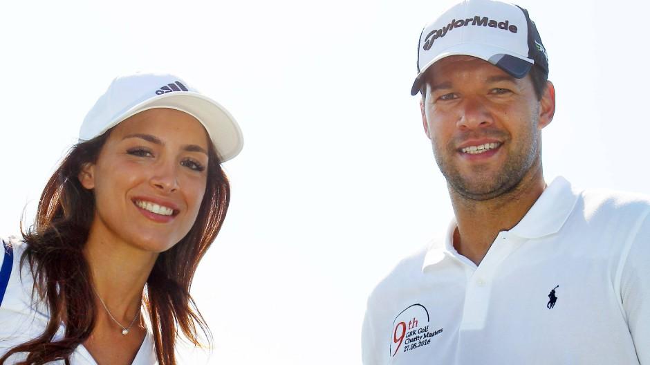 Michael Ballack ist TV-Experte – und genießt die Freizeit mit seiner Partnerin Natacha Tannous.
