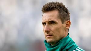 """Die """"tolle Idee"""" des FC Bayern mit Klose"""