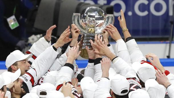 Eishockey-Weltmeister aus dem Nichts