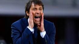Conte nimmt sich Sabbatical