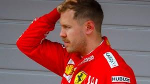 """""""Ein Albtraum-Rennen für Ferrari"""""""