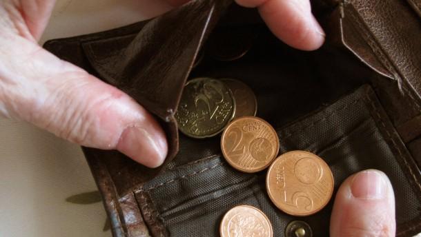 Mehr Menschen als im vergangenen Jahr haben Schulden