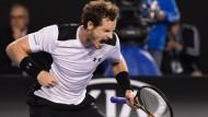 Murray macht's und fordert Djokovic heraus