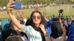 """""""Frauen müssen bei allen Fußballspielen in Iran zugelassen werden"""""""