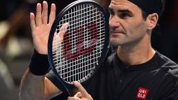 Federer wahrt seine Chance