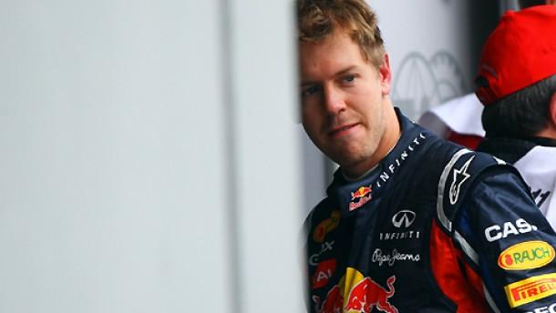 Rechnung ohne Vettel