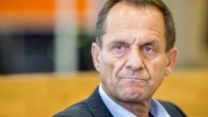 DOSB-Chef Hörmann kandidiert wieder