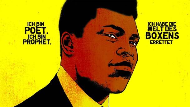 So hat man Ali noch nie gesehen
