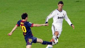 Millionenstrafen für Real und Barça