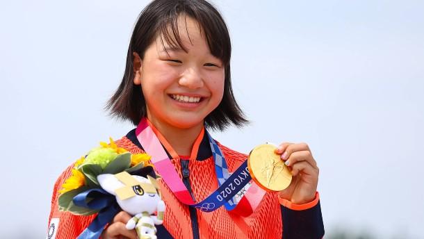13-Jährige gewinnt Gold