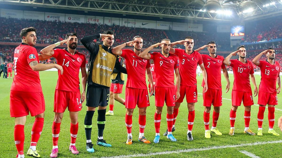 Militärische Schau der Türken hat ein Nachspiel