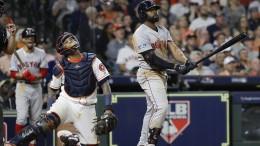 Red Sox stehen in der World Series