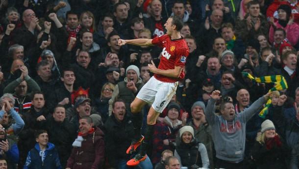 Turbulenter Boxing Day in Manchester: United und Torschütze Evans heben doch noch ab