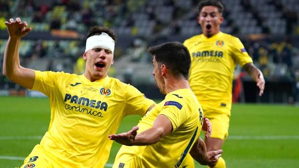 Villarreal gewinnt Europa League nach Final-Krimi