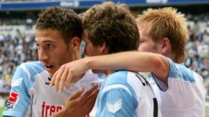 Kaiserslautern siegt - Wehen steigt ab - Rostock bangt