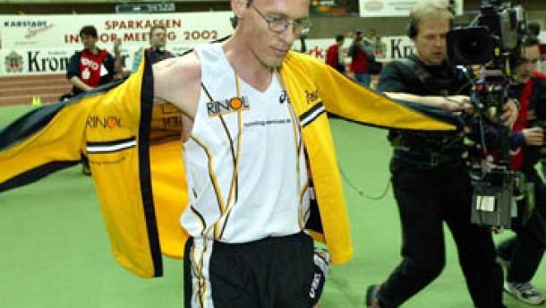 Dieter Baumann: Dauerläufer in eigener Sache