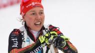 "Laura Dahlmeier wird Dritte im Sprint: ""Ich fühle mich super"""