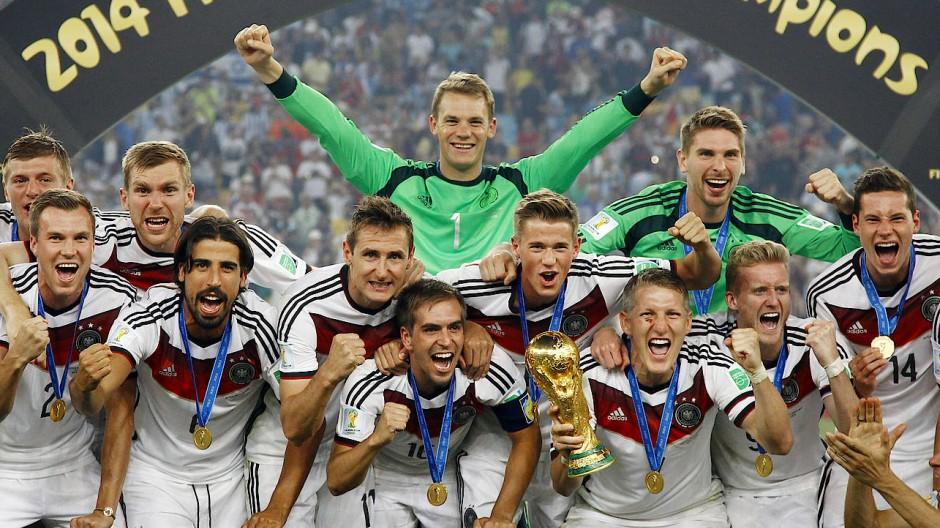 Weltmeister Rangliste Fußball