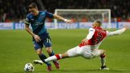Arsenal gewinnt – aber nicht hoch genug