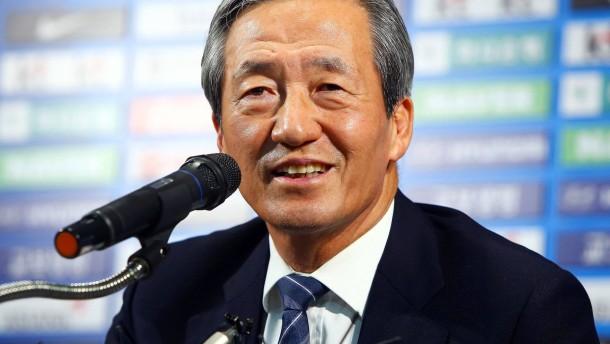 Fifa-Kandidat droht angeblich lange Sperre