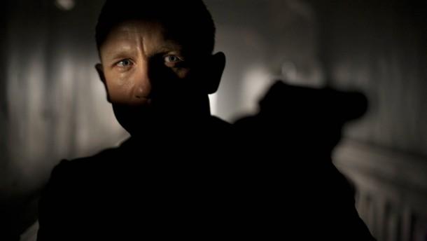 """Durch den neuen Bond-Film """"Skyfall"""" nahm Sony viel Geld ein"""