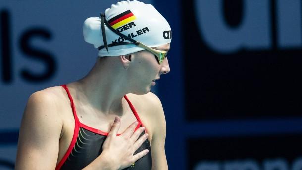 Deutscher Schwimm-Verband im Dauertief