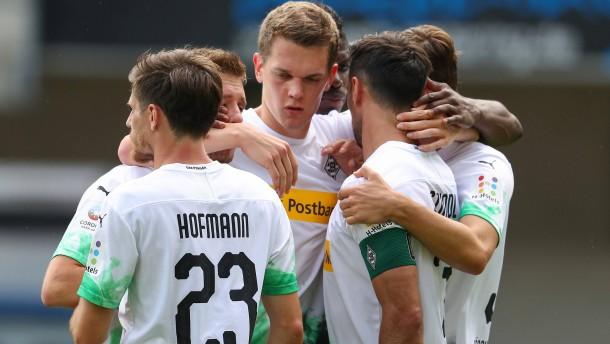 Die Borussia und das große Ding