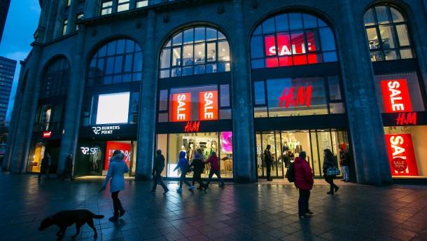 Spitzelvorwürfe gegen H&M